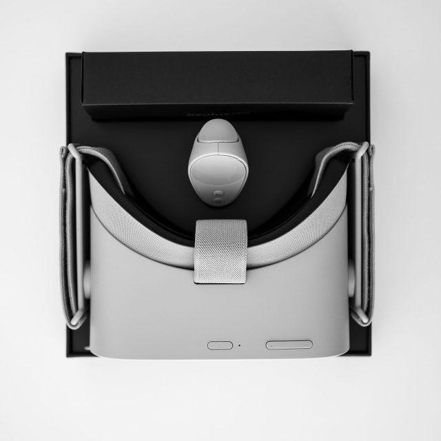 VR diagonale Lehrlingsreport oculus go