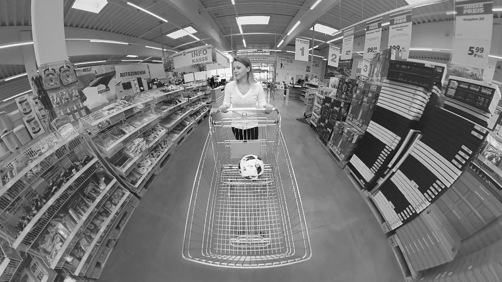 Hagebau 360° Video