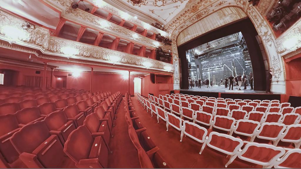 theater an der josefstadt vr 360° video