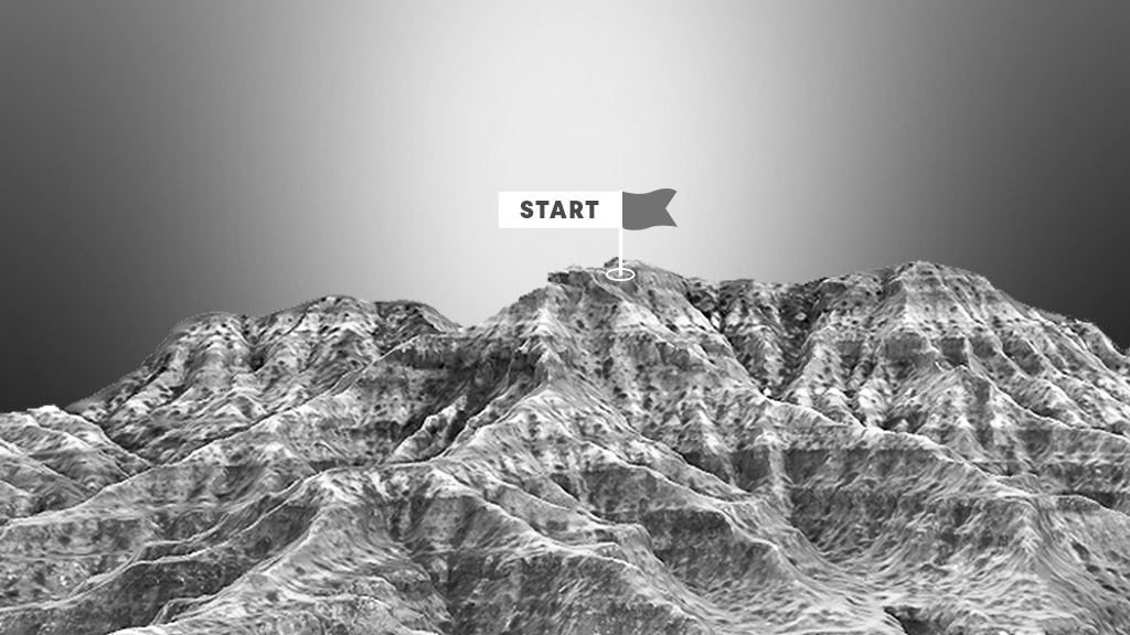 Red Bull Rampage Web Experience
