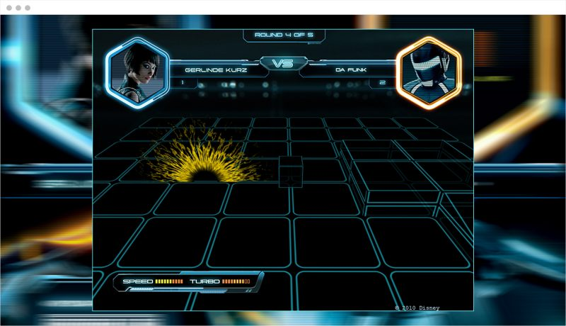 tron mulitplayer online game