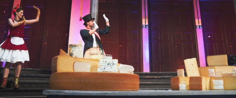 AMA Kunst und Käse VR