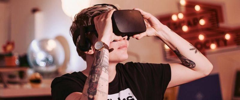 Virtual Reality 360° Video Studio, Agentur
