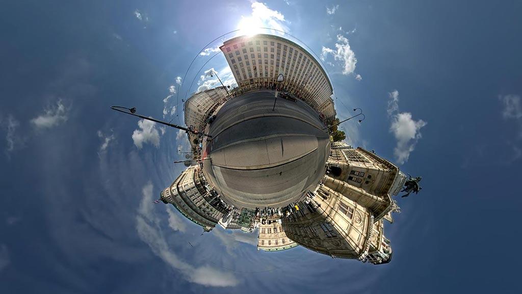 Wiener Staatsoper VR 360° Video