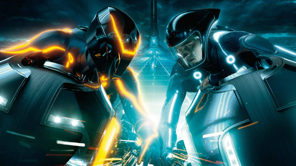 Tron multiplayer online game
